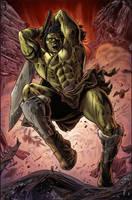 Wolverine Origins 41 p.6C by BillReinhold