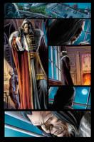 Wolverine Origins 42 p.19C by BillReinhold