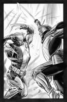 Wolverine Origins 42 p.16 by BillReinhold