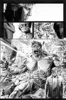 Wolverine Origins 42 p.3 Braithwaite by BillReinhold
