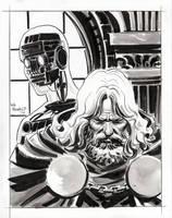 X-51 Richards Doom by BillReinhold