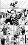 Jimmy Olsen p.1 Rude by BillReinhold
