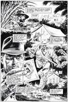 Punisher-Empty Quarter p.16 by BillReinhold