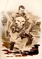 Punisher C2E2 2011 by BillReinhold