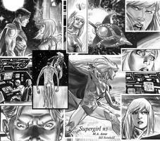 Supergirl 3 Asrar-Reinhold by BillReinhold