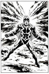 BLACK BOLT 2012 by BillReinhold