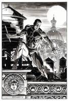 Daredevil 2012 by BillReinhold