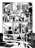 Van Helsing vs. Jack the Ripper p.24 by BillReinhold