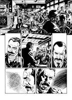Van Helsing Vs. Jack the Ripper p.45 by BillReinhold