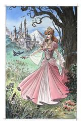 Storybook Princess 2015 by BillReinhold