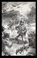 WWII Zombies 2016 by BillReinhold