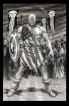 Earth-X Captain America 2016 by BillReinhold