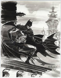 Batman Gotham 2017 by BillReinhold