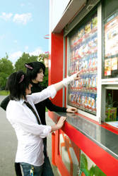 I Wanna Ice-cream by JonneCat