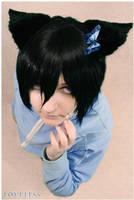 Loveless:  Ritsuka Aoyagi by JonneCat