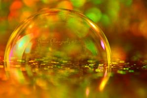 Rainbow Bubble by Azzeria