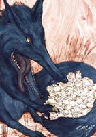 Une Faim de Loup by emychaoschildren