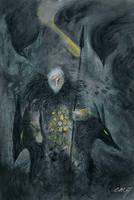 Odin by emychaoschildren