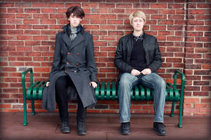BBC Sherlock: Waiting by RhymeLawliet