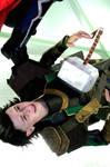 Stay Put, Loki! by RhymeLawliet