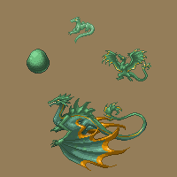 Royal Jade Wyvern by Zwynx
