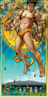Icarus Revelation by echo-x