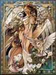 Owl Queen by echo-x