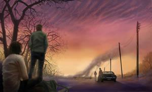 All Roads Lead to Arcadia by Slinkymilinky