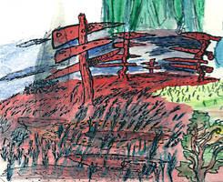 Red Thingies by ergman