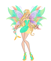 Daphne Mythix 2D by Winx-Rainbow-Love