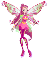 Roxy Bloomix by Winx-Rainbow-Love
