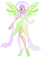 New Tecna Angelix by Winx-Rainbow-Love