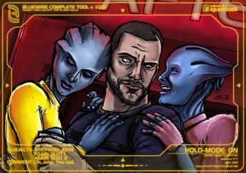 Mass Effect: Oh John by ZolaPaulse