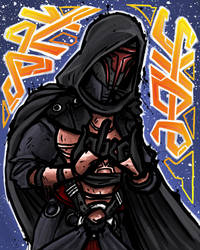 Dark Syde for Life by ZolaPaulse