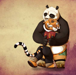 Hug by janjin192