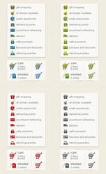 E-commence Icons by AnnaLitvinuk