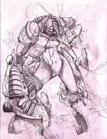 samus sketch by beandog