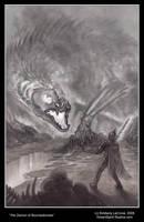 The Demon of Bournesbrooke by Dreamspirit