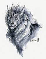 Loirin Sketch in Copic Marker by Dreamspirit