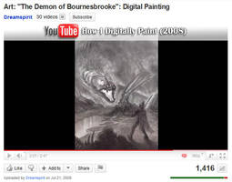 How I Digitally Paint: DoB by Dreamspirit
