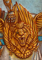 Winged Lion Cupper Armor by Dreamspirit