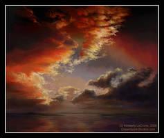 Horizon's Sunset by Dreamspirit