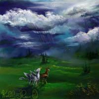 Greenwaves by Dreamspirit