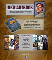 KKG Artbook by Dreamspirit