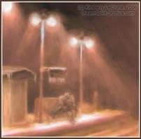 Amestris Train Station: CU by Dreamspirit