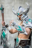 Tryndamere Cosplay - Crazy Eyes by JFamily