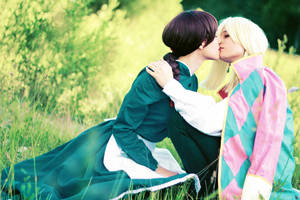 Howls Moving Castle by RoteMamba