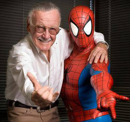 R.I.P Stan Lee by booman1