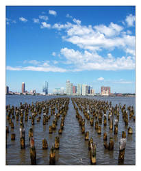 Wooden Posts by robcwilliams