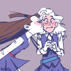 there goes akko by metswee